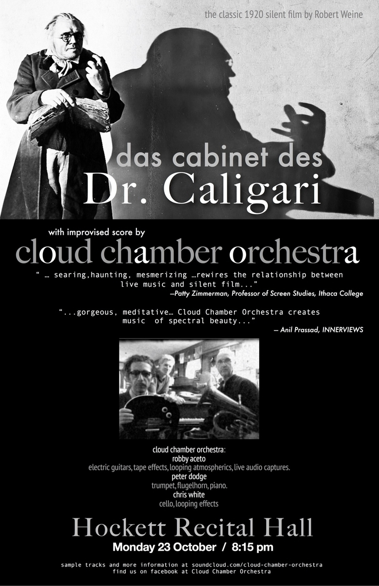 cloud chamber orchestra perform - robert_aceto | ello