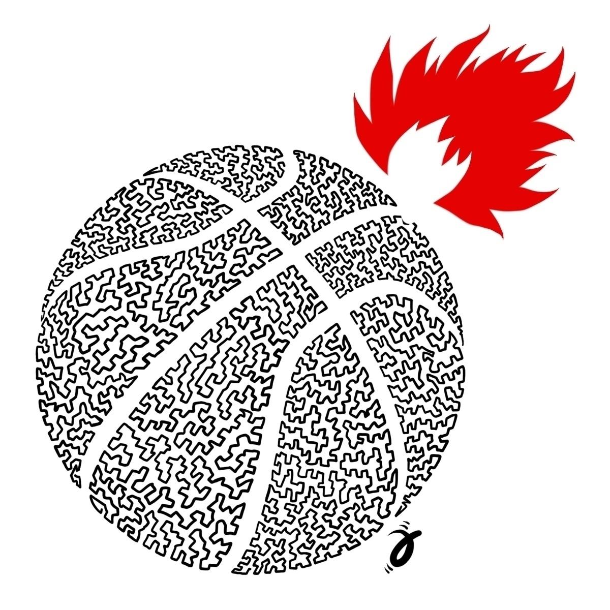 Fireball. Squiggle Furmie - abstract - furmie | ello