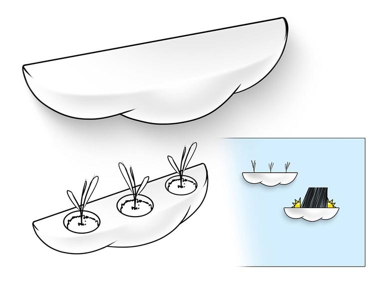 Roto-molded plastic shelving co - jamesowendesign | ello