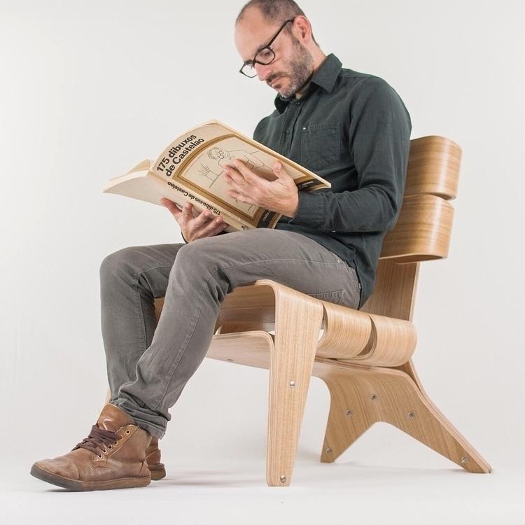 Eira Loung chair. Proud designe - oitenta   ello