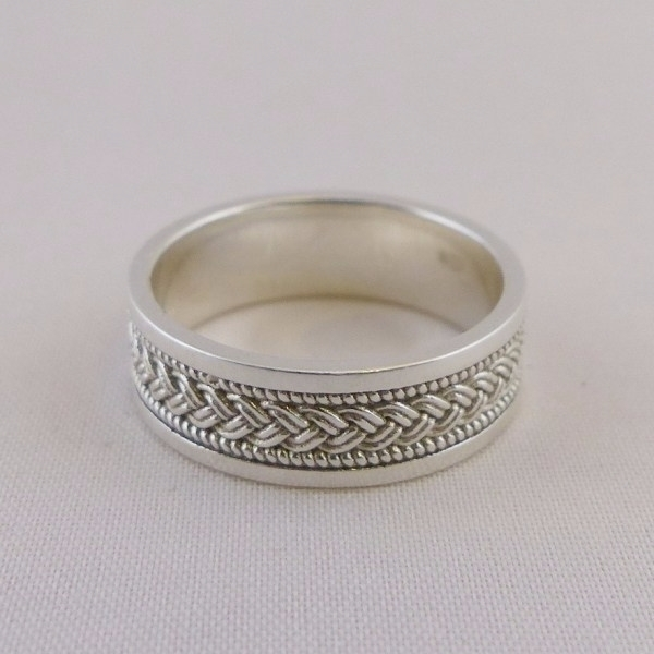 Braided Celtic Knot Ring. Unise - dfoley75 | ello
