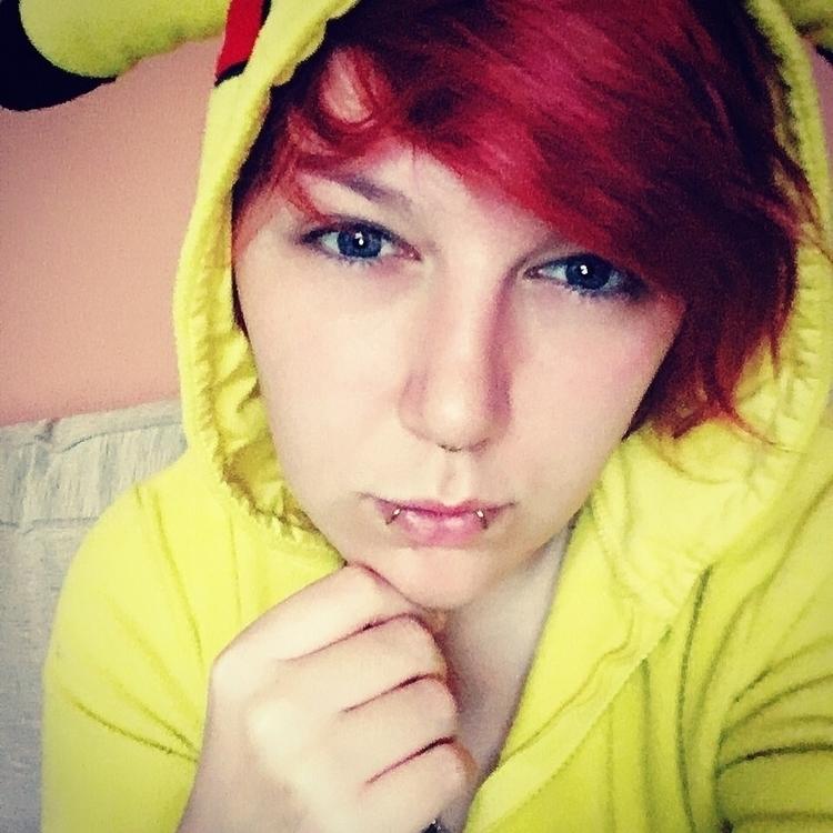 pika - selfie, onesie, pokemon, emoboys - lostprince | ello