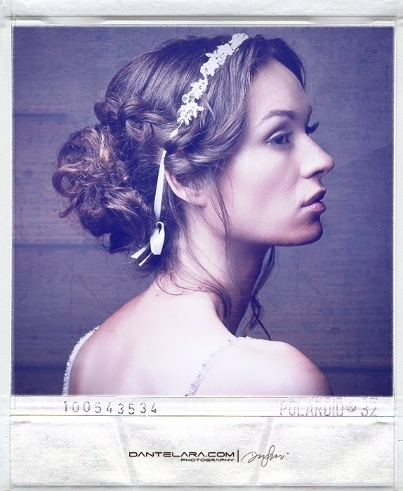 Polaroid Bride  - bride, beauty - dshot23 | ello