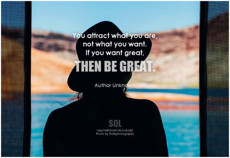 attract great, great. - Author  - symphonyoflove | ello