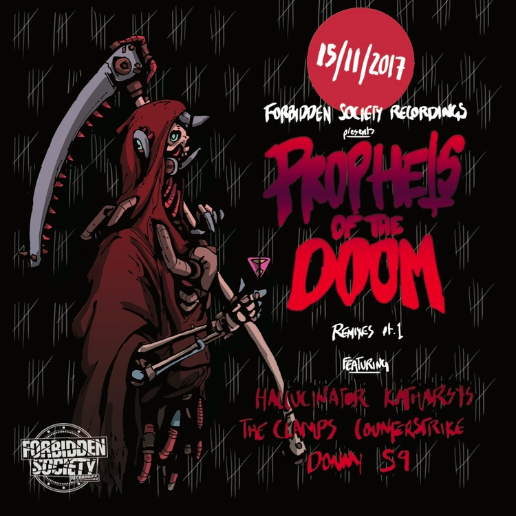 FSRECS016: Prophets Doom Remixe - forbiddensociety | ello