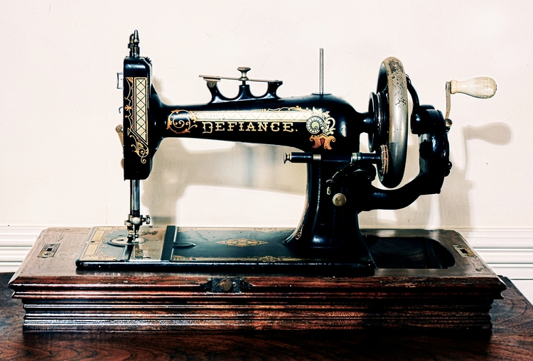 Lovely Defiance Antique Sewing  - dominicmacey | ello
