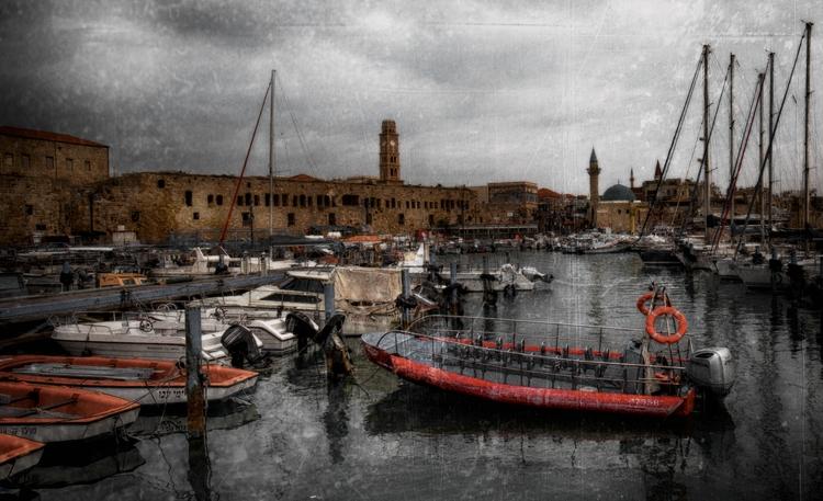 Quiet pier - photography, city, ello - elhanans | ello