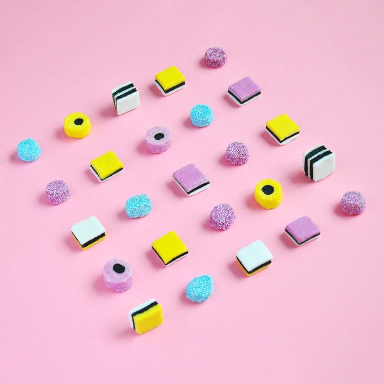 Colors Collective Retro Candy - colorscollective | ello