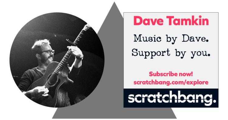 *Dave Tamkin* great time suppor - scratchbang   ello