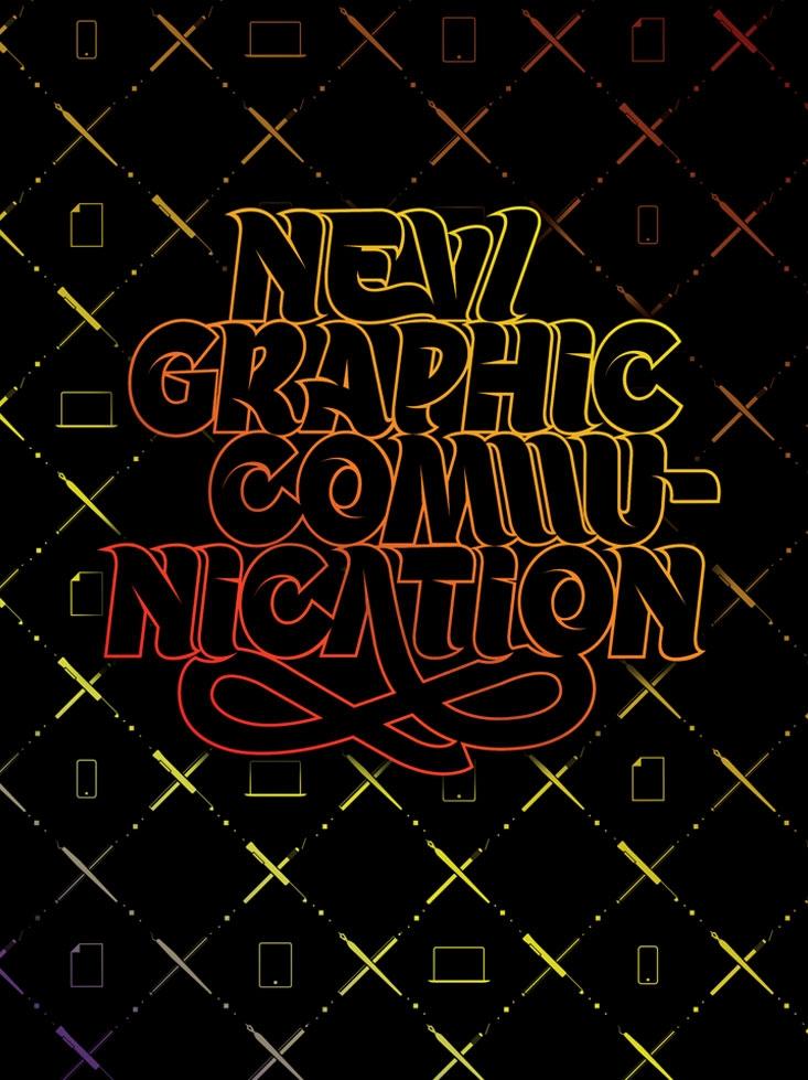 Graphic Communication Lettering - alexcamachostudio | ello