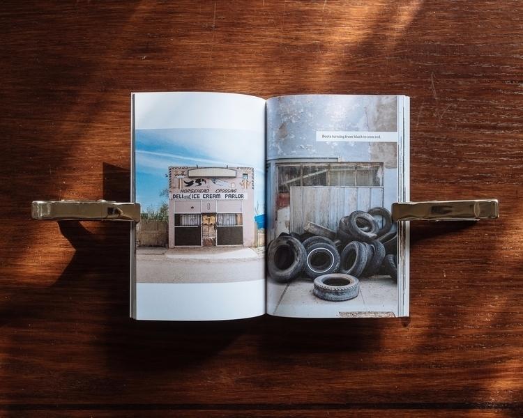 Doublecrossed Zine, Issue 01 - photography - tanjatiziana | ello