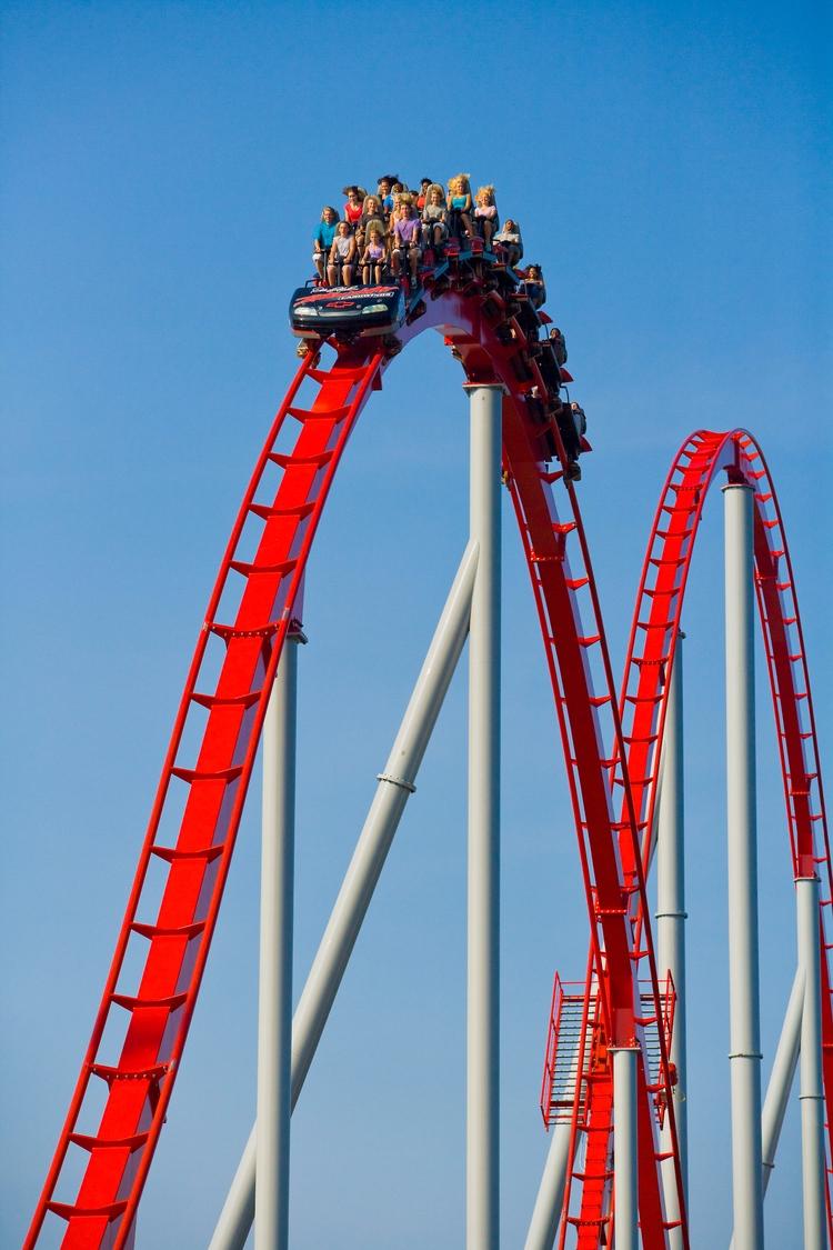 top ten steel coaster list seas - ellocoaster | ello