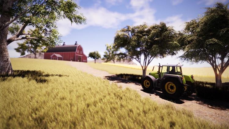 Real Farm - Launch Trailer offe - comicbuzz   ello