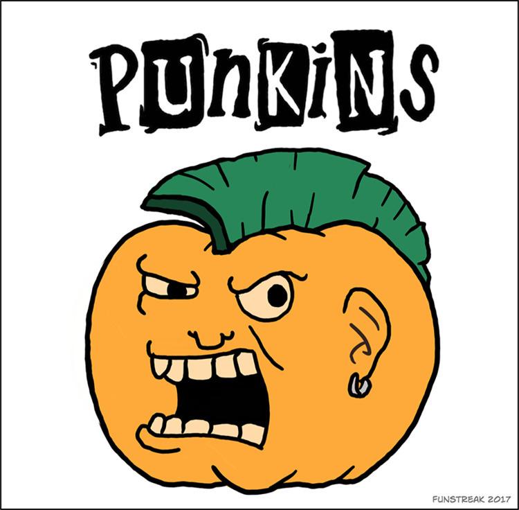 Pumpkin, halloween, punk, punkin - rickatkinson | ello