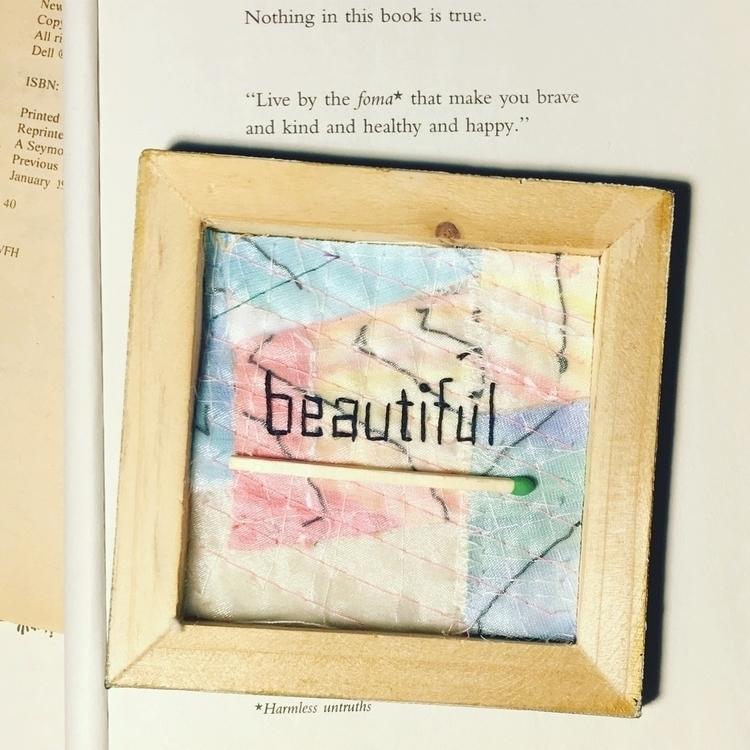 TINY/inspiration.  - collage, madefabric - highfivesandsilverlines   ello