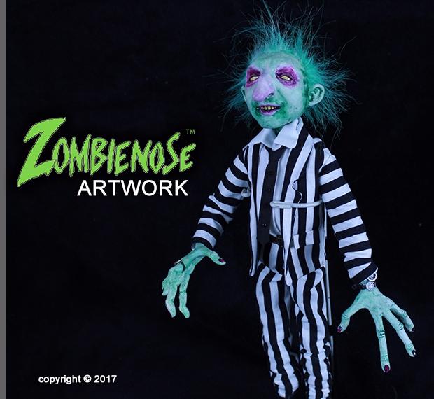 art dolls titled, Betelgeuse - zombienose - zombienose | ello