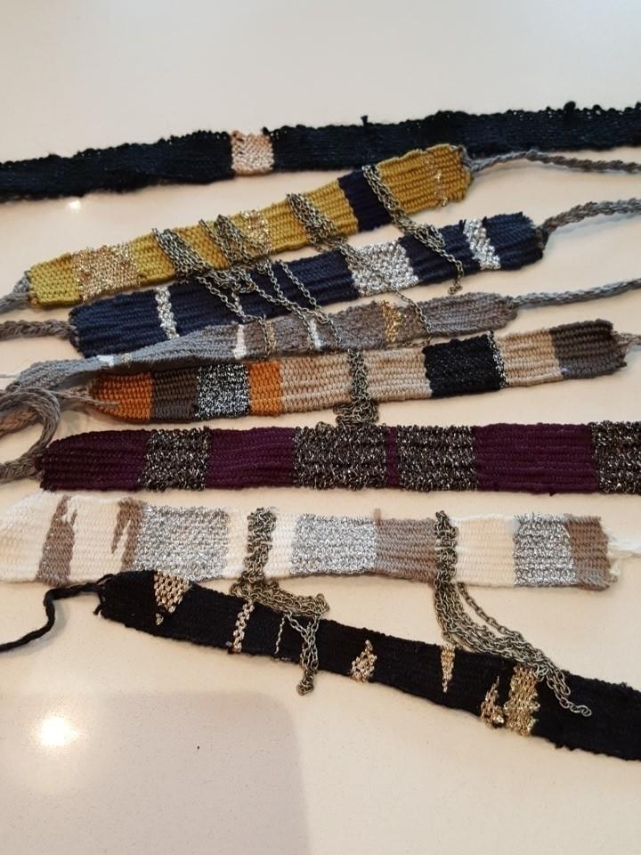 Woven bracelets - woodrowandco | ello
