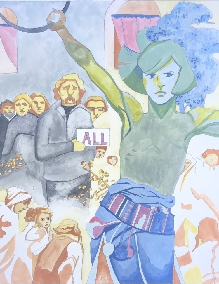 Alphonse Slav Epic thinking tod - whitneysanford | ello