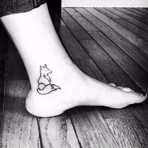 Inspirational Small Animal Tatt - animallovers | ello