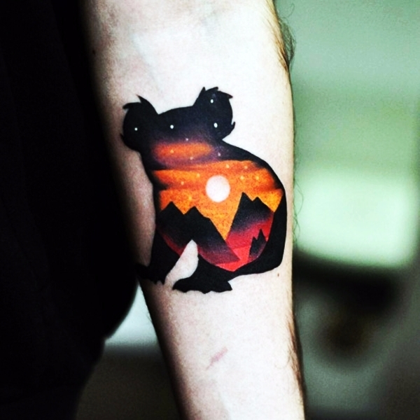 Small - Inspirational, Animal, Tattoos - animallovers | ello