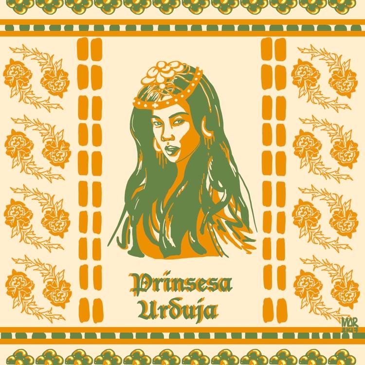 Prinsesa Urduja legendary warri - angmaarte   ello