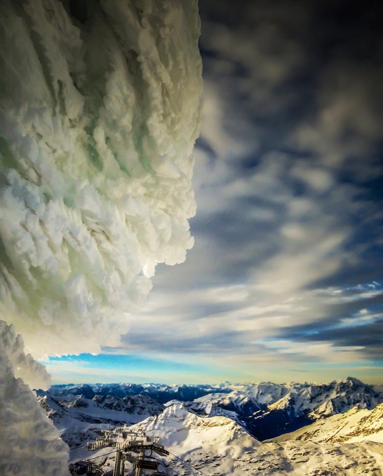 Robert Emmerich - 118 Ice top A - robertemmerich | ello
