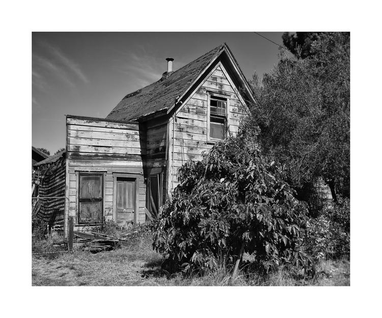 Abandoned house, Santa Cruz, CA - guillermoalvarez   ello