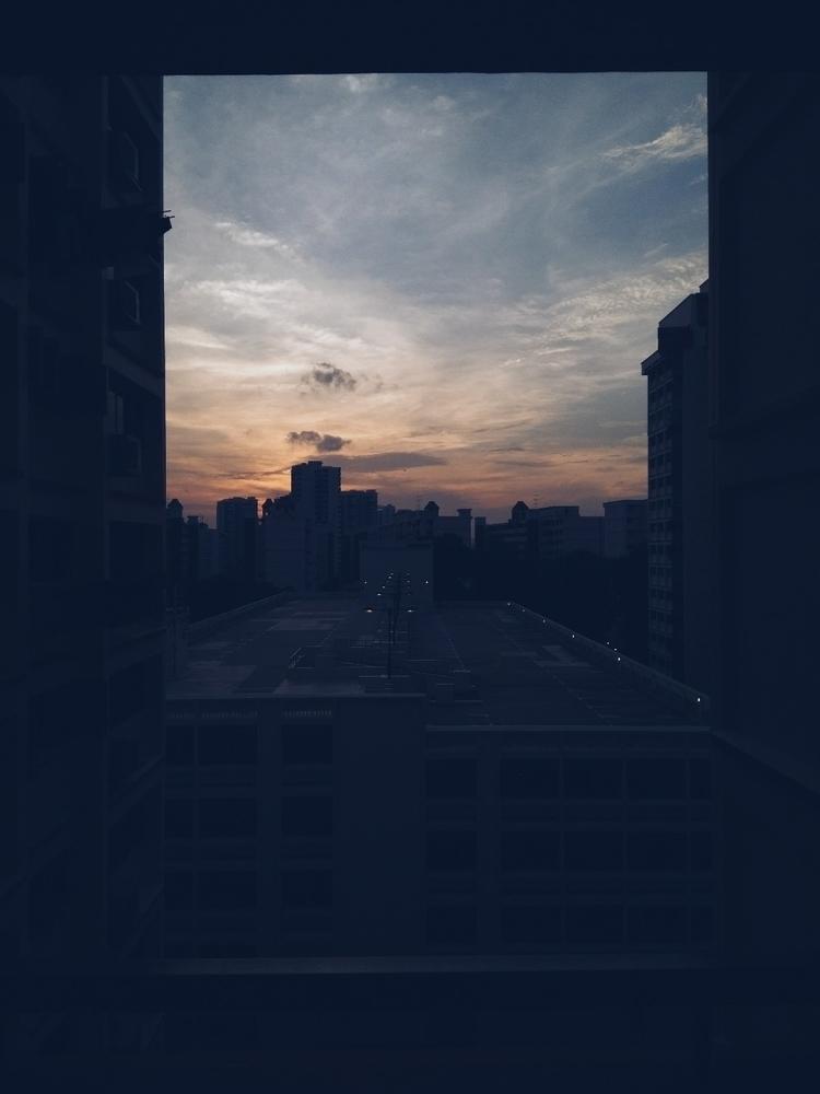 Evening, Singapore - kowcher | ello