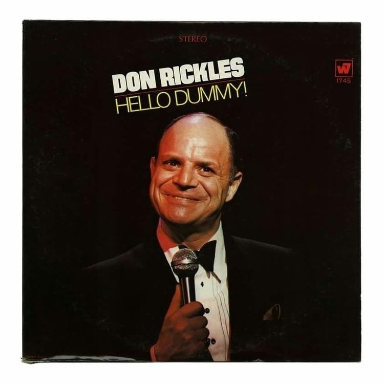 father agree love RICKLES - VintageVinyl!!! - robogiggles | ello