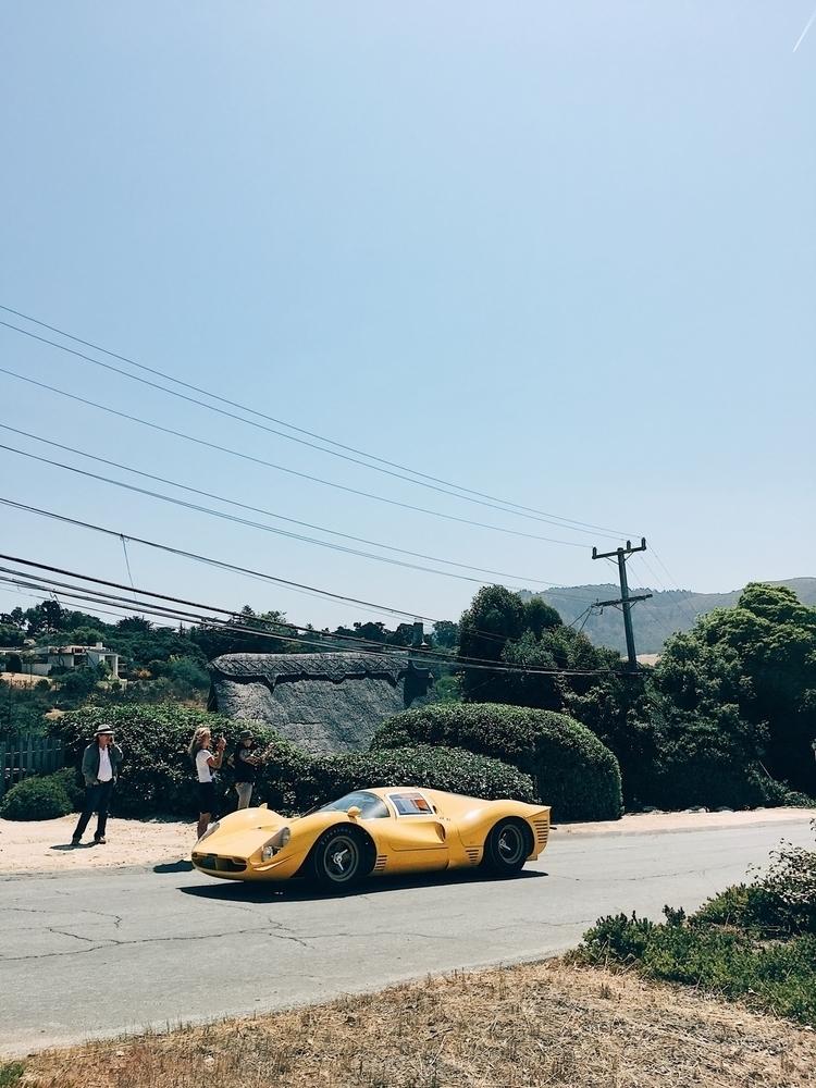 Ferrari 330 P4 - ferrari, racecar - tramod | ello