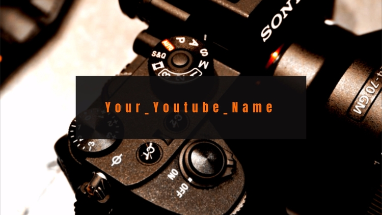 YouTube Channel Art Template (  - artlikesyou | ello