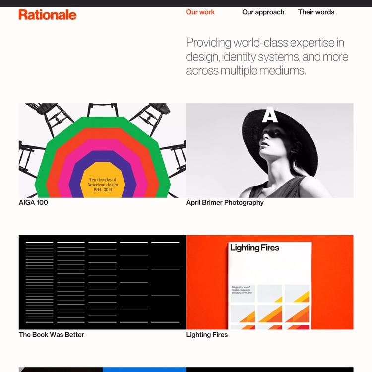 Rationale website live updated  - seanwolcott | ello