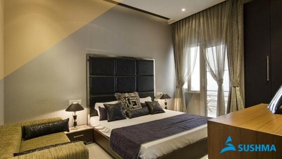 2 bhk apartment sale Zirakpur C - sushma-buildtech | ello