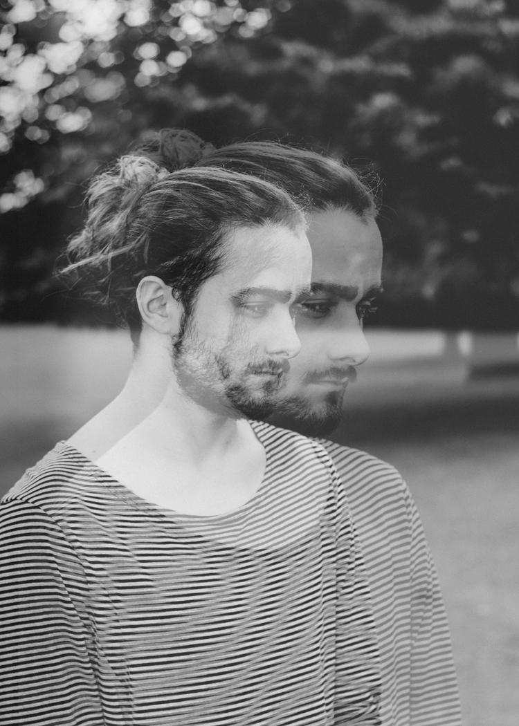Double Exposure, Brandon Rample - karendivory | ello