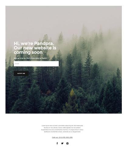 Panther Free DIY Website Builde - gopanther   ello