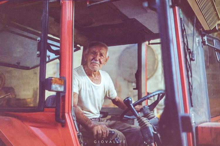 Grandpa Minolta 7S pic film - grandpa - giovalife | ello