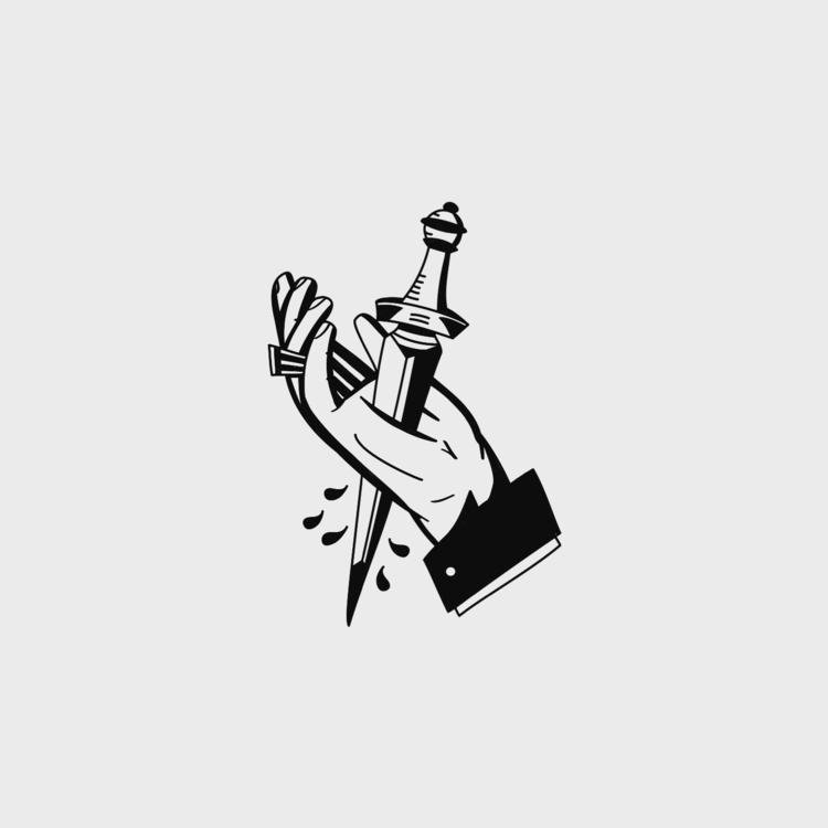 dagger, hand - wait-what | ello