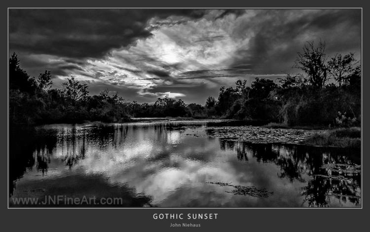 cloudy sunset provide beautiful - armadillo7 | ello