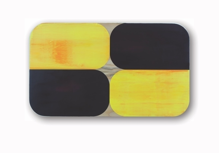 Impact 2017 Acrylic plywood 21  - ruthhiller | ello