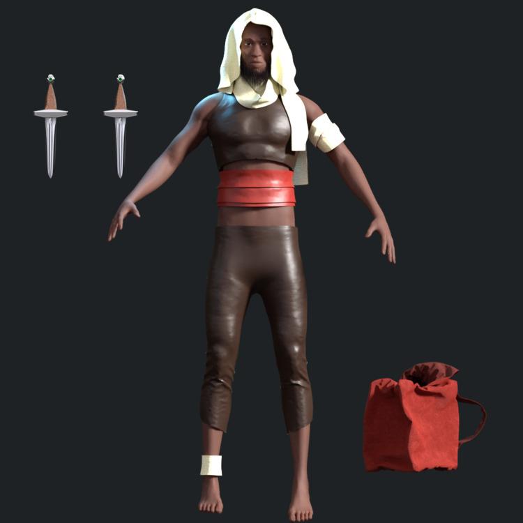 Agility II - equipment, game, gameart - solutuminvictus | ello