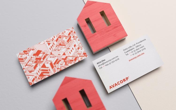 Avacorp company real estate app - mentapicante | ello
