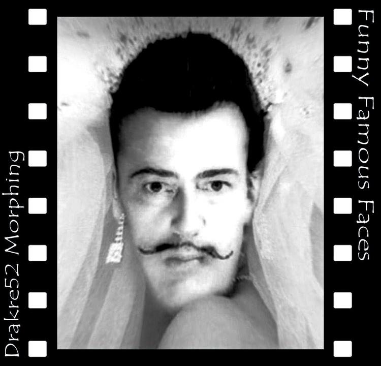 Funny Famous Faces Morphing. fi - drakre52   ello
