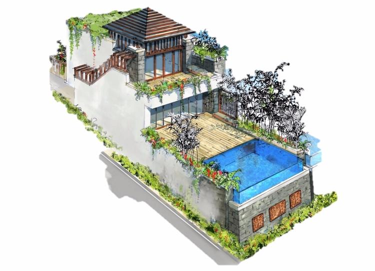 Natadola Bay Project finest des - louisgerardsaliot | ello