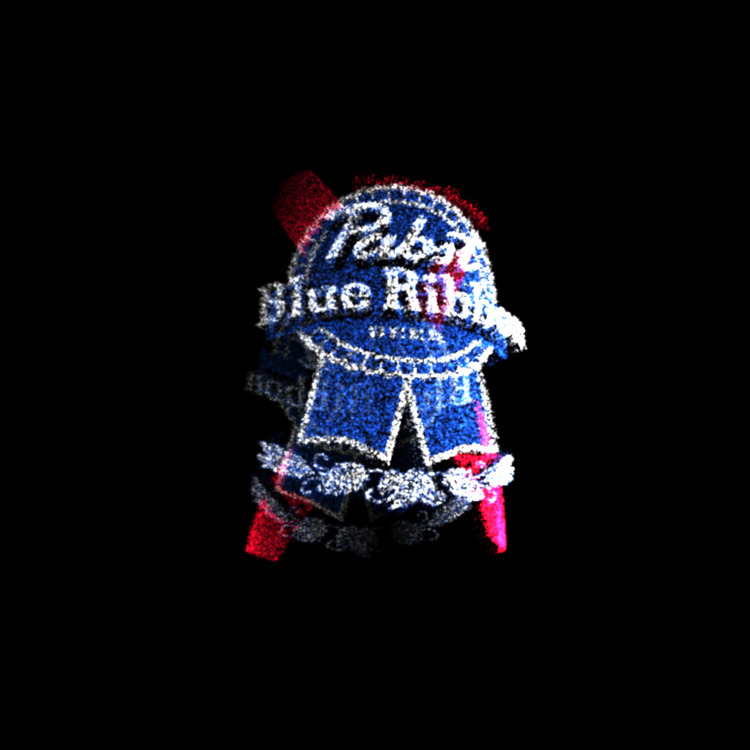 Brands 2019 — Pabst Blue Ribbon - defmech | ello