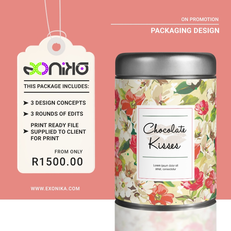 Check latest promotion! include - exonika_designs | ello