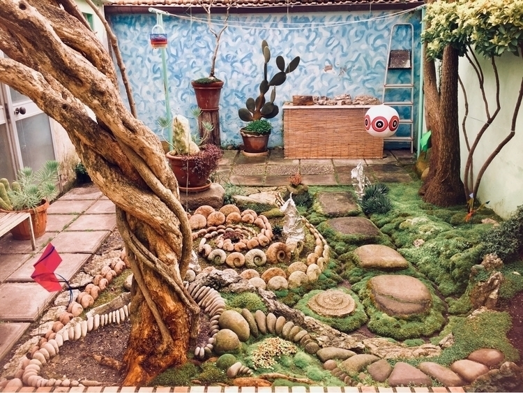 Art Micro-Gardening - meme21 | ello