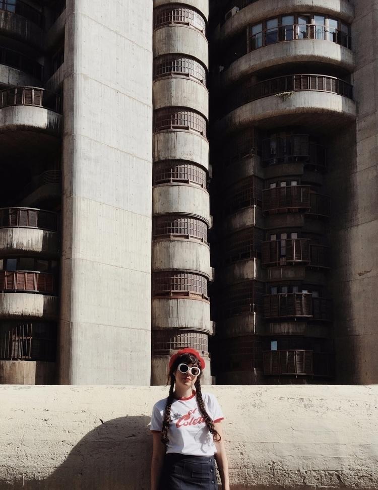 Torres Blancas, Madrid - photography - lapremioqueen | ello