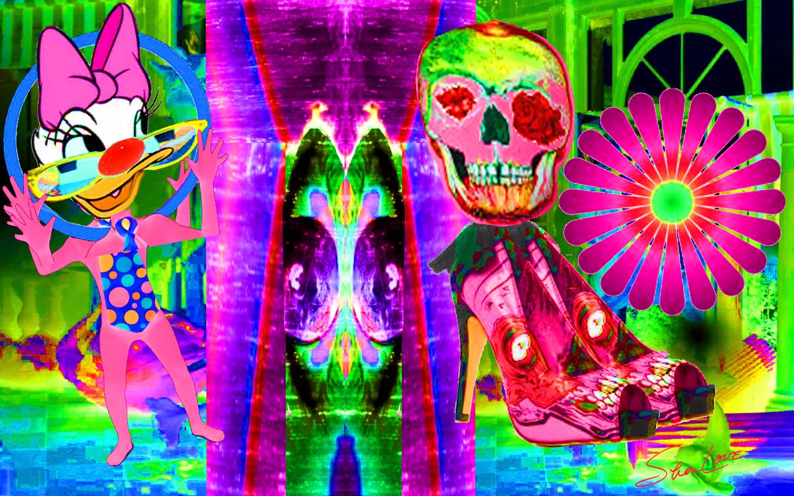 Spooky Toons - Sher Love Collag - sherlove   ello