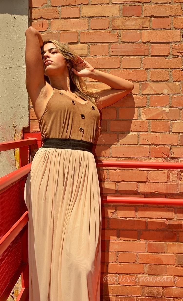 Model - kiki facundes Location  - olliveirageane | ello