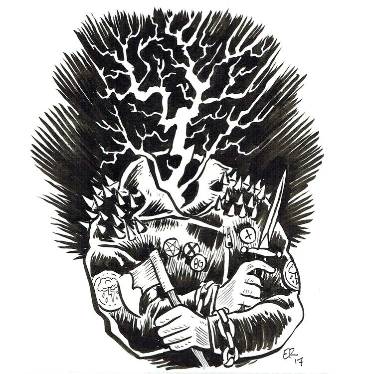 Thunder struck - boltboy, seasonofthebadguysclub2 - royallyeric | ello